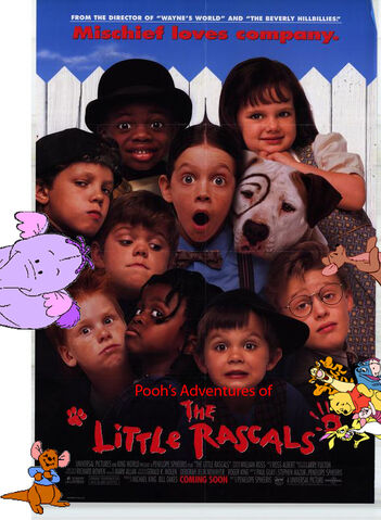 File:Pooh's Adventures of The Little Rascals Poster.jpg