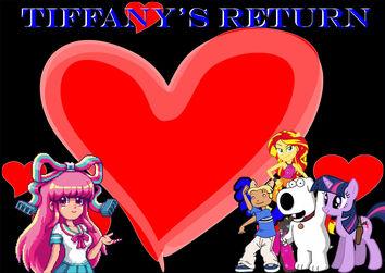 Tiffany's Return
