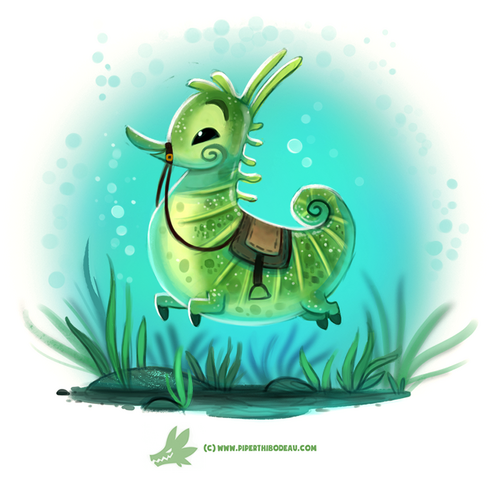 File:Daily paint 1219 seahorse by cryptid creations-d9wbwgg.png