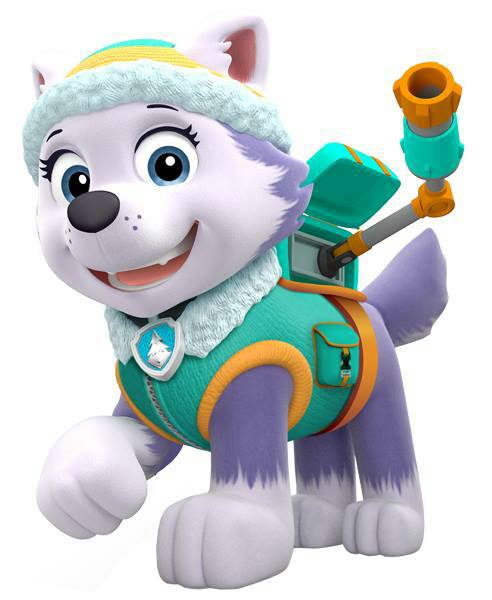 Image everest from paw pooh 39 s adventures for Pool master tv show wiki