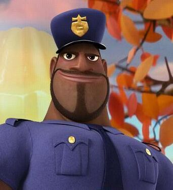 Officer Earl Devereaux