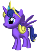 Princess Twila 3D