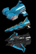 Sea Brothers Zords