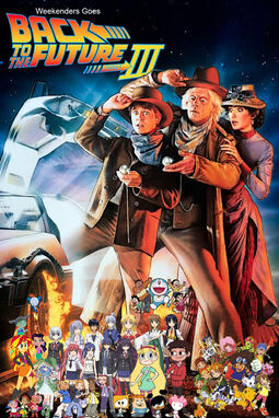 Weekenders Goes Back to the Future Part III