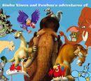 Simba, Timon, and Pumbaa's Adventures of Ice Age: The Meltdown