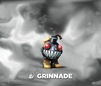 Grinnade