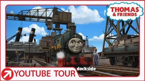 Down By The Docks - Thomas & Friends