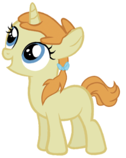 File:Pumpkin Cake as a young filly.png