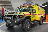 Ratchet ambulance