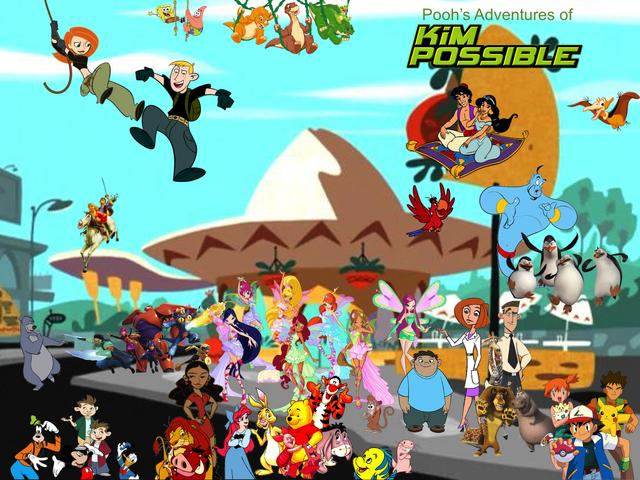 File:Pooh's Adventures of Kim Possible Season 2 Poster (Harmonix).png