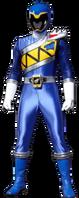 Dino Charge Blue Ranger