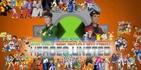 Weekenders Adventures of Ben 10/Generator Rex: Heroes United