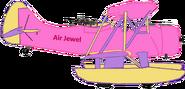 Air Jewel qith pontoons