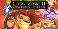 The FT Squad's Adventures in The Lion King 2: Simba's Pride