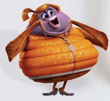 Barb (Cloudy With A Chance of Meatballs)