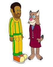 Esau and Salome