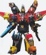 Ultra Gosei Great Grand Megazord