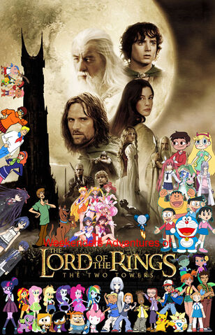 File:Weekenders Adventures of The Lord of the Rings- The Two Towers.jpg