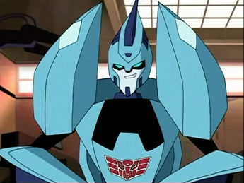 Blurr the Autobot