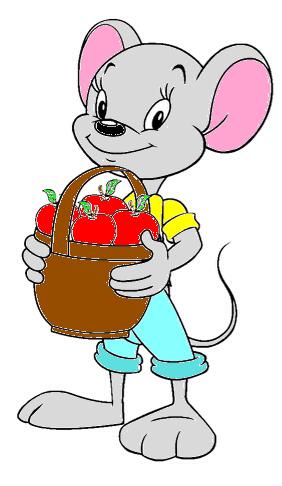 Matilda the Mouse