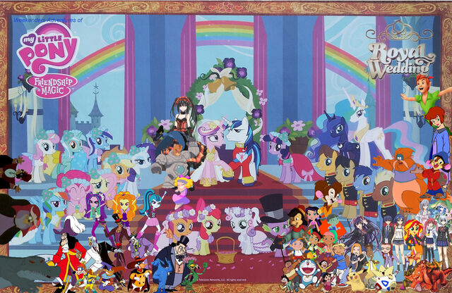 File:Weekenders Adventures of My Little Pony Friendship is Magic- A Canterlot Wedding.jpg