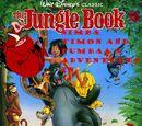 Simba, Timon, and Pumbaa's Adventures of The Jungle Book