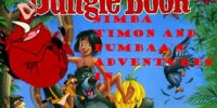 Simba, Timon, and Pumbaa's Adventures of The Jungle Book