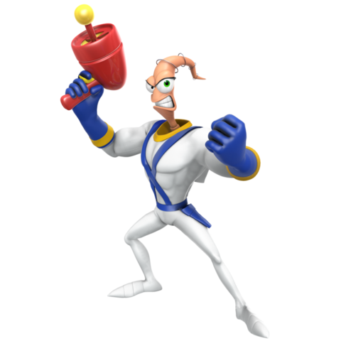 File:Earthworm jim render by nibroc rock-daci59o.png