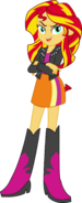 Equestria girls sunset shimmer vector by icantunloveyou-d9olz5e