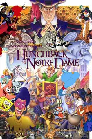 File:SpongeBob SquarePants Meets The Hunchback of Notre Dame Poster.jpg