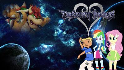 Destiny Hearts Poster