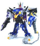 Plesio Charge Megazord Pachy Spino Formation