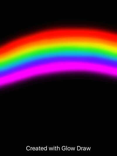 Rainbow of light