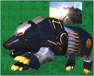 Black Bear Zord