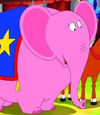 Diamonds the Elephant