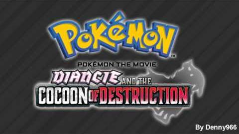 ENG Pokemon Movie 17 - Diancie And The Cocoon Of Destruction Ending music clean version