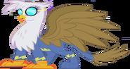 Gilda as a Wonderbolt