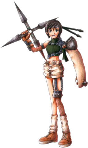 File:Yuffie-FFVIIArt.png