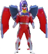 Red Battlized Armor