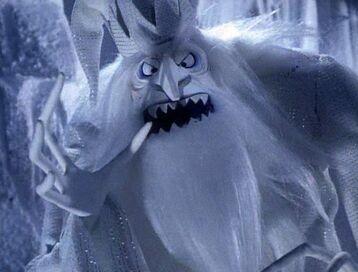 Winter Warlock (Evil Look)