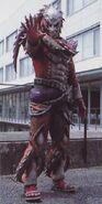 Tyzonn's Monster form