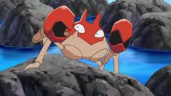 Krabby anime