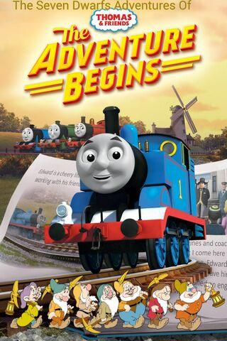 File:The Seven Dwarfs Adventures of Thomas & Friends The Adventure Begins.jpg