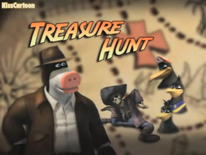 Treasure Hunt png