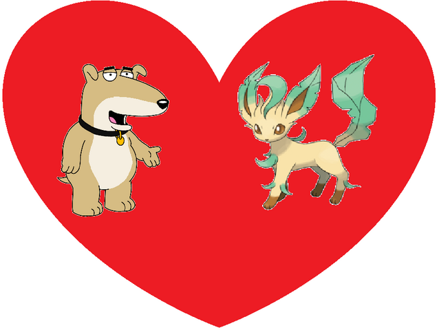 File:Vinny Griffin and Leafeon.png