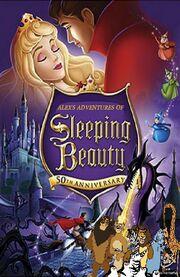 Alex's Adventures of Sleeping Beauty poster (redo)