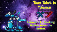 Episode 14 - Seeking Shelter from the Storm Poster