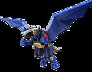 Blue Dragon Ninja Zord