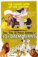 Simba, Timon, and Pumbaa's Adventures of 101 Dalmatians (Animated)