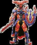 Wolf Warrior (Ancient Mystic Mode)